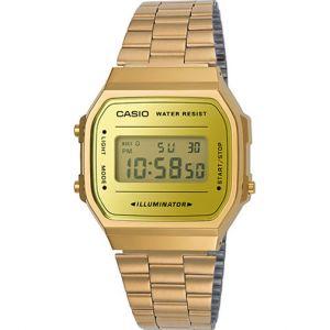 Casio Retro Uhr A168WEGM-9EF Collection Armbanduhr