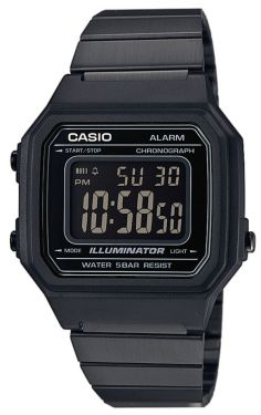 Casio Collection Armbanduhr B650WB-1BEF Digital Uhr