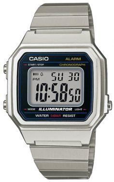 Casio Collection Retro Armbanduhr B650WD-1AEF Digital Uhr
