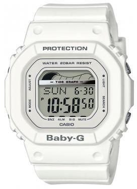 Casio Uhr G-Shock Armbanduhr DW-5600MW-7ER weiß