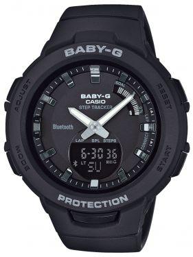 Casio Baby-G Uhr BSA-B100-1AER Step Tracker Bluetooth® Smart