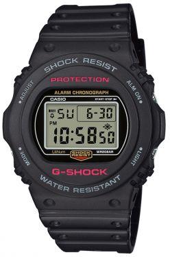 Casio G-Shock Armbanduhr DW-5750E-1ER Digitaluhr