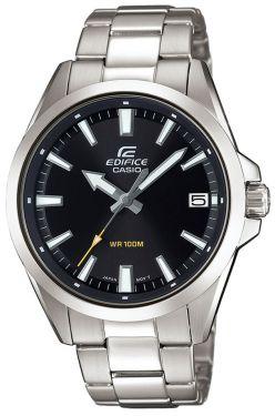 Casio Herren Uhr Edifice EFV-100D-1AVUEF Edelstahl