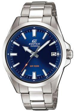 Casio Herren Uhr Edifice EFV-100D-2AVUEF Edelstahl