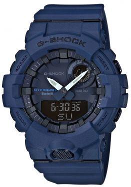 Casio G-Shock Armbanduhr GBA-800-2AER Digitaluhr Bluetooth® Smart
