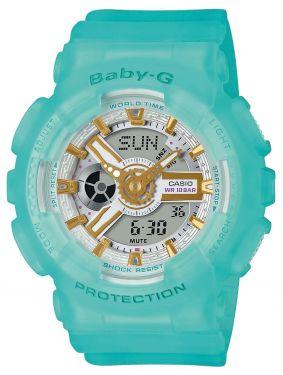 Baby-G Armbanduhr Casio Uhr BA-110SC-2AER