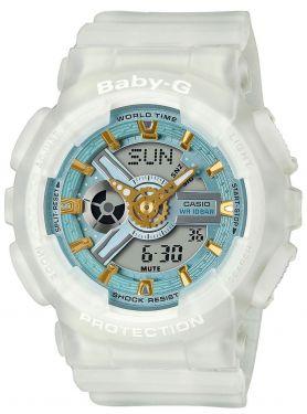 Baby-G Armbanduhr Casio Uhr BA-110SC-7AER