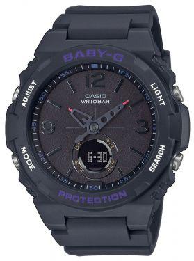 Casio Baby-G Uhr BGA-260-1AER Armbanduhr Damenuhr AnaDigi
