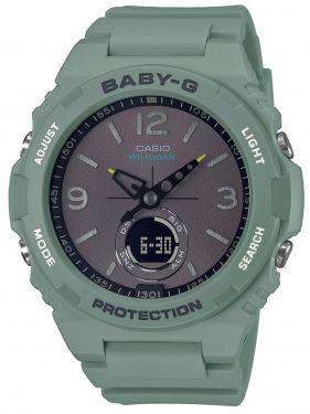 Casio Baby-G Uhr BGA-260-3AER Armbanduhr Damenuhr AnaDigi