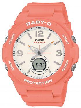 Casio Baby-G Uhr BGA-260-4AER Armbanduhr Damenuhr AnaDigi