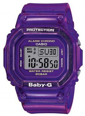 Casio Baby-G Damen Uhr Digital BGD-560S-6ER Armbanduhr lila