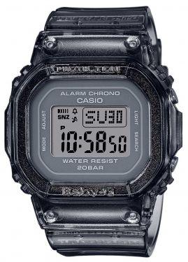 Casio Baby-G Damen Uhr Digital BGD-560S-8ER Armbanduhr schwarz