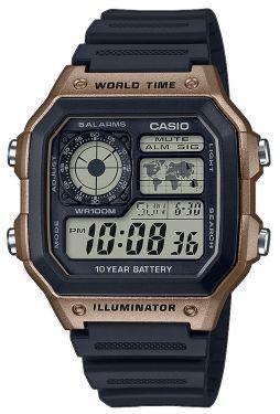 Casio Uhr Digital Uhr AE-1200WH-5AVEF