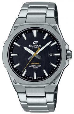 Casio Herren Uhr Edifice EFR-S108D-1AVUEF Edelstahl Saphirglas