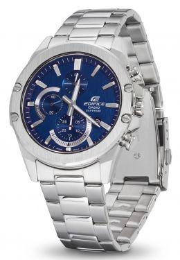 Casio Edifice Herrenuhr Edelstahlband Armbanduhr EFR-S567D-2AVUEF vorne