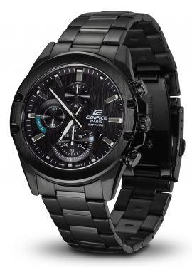 Casio Edifice Herrenuhr Edelstahlband Armbanduhr EFR-S567DC-1AVUEF vorne