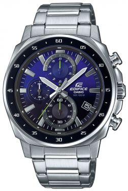 Casio Herrenuhr Edifice Armbanduhr EFV-600D-2AVUEF Edelstahlarmband
