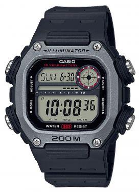 Casio Digital Herren Armbanduhr DW-291H-1AVEF