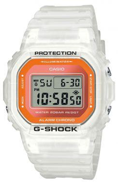 Casio Uhr G-Shock Armbanduhr DW-5600LS-7ER