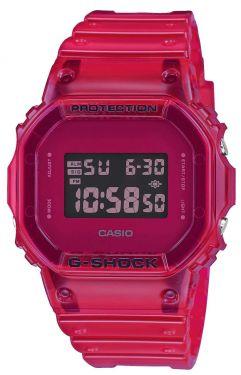 Casio Uhr G-Shock Armbanduhr DW-5600SB-4ER rot