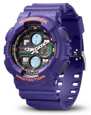 Casio G-Shock Armbanduhr GA-140-6AER Analog Digitaluhr NEU