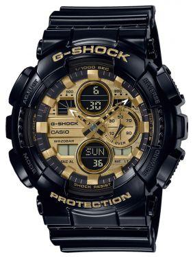 Casio G-Shock Armbanduhr GA-140GB-1A1ER Analog Digitaluhr