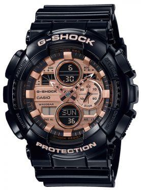 Casio G-Shock Armbanduhr GA-140GB-1A2ER Analog Digitaluhr