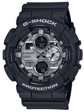 Casio G-Shock Armbanduhr GA-140GM-1A1ER Analog Digitaluhr