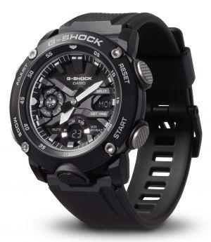Casio G-Shock Uhr GA-2000S-1AER Armbanduhr analog digital vorne