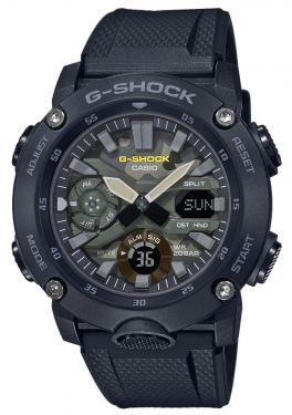Casio G-Shock Uhr GA-2000SU-1AER Armbanduhr analog digital