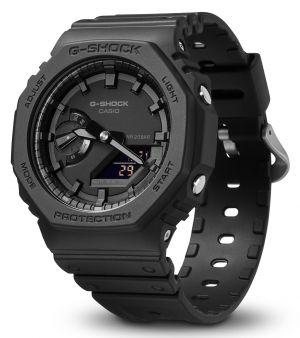 Casio G-Shock Uhr GA-2100-1A1ER Armbanduhr analog digital NEu