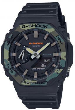 Casio G-Shock Uhr GA-2100SU-1AER Armbanduhr analog digital