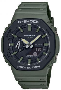 Casio G-Shock Uhr GA-2110SU-3AER Armbanduhr analog digital