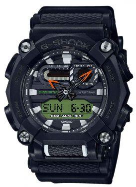 Casio G-Shock Uhr GA-900E-1A3ER Armbanduhr schwarz Wechselarmband