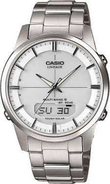 Casio Uhr Funkuhr LCW-M170TD-7AER Funk-Solar Titan Herrenarmbanduhr