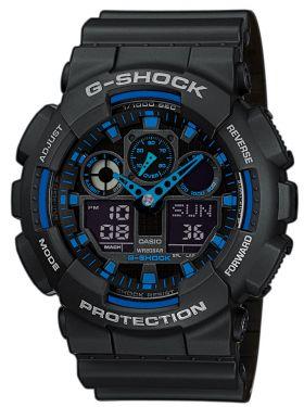 Casio G-Shock Uhr Oversized GA-100-1A2ER