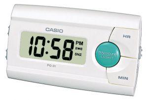 Casio Uhr Wake up Timer Wecker PQ-31-7EF Digitalwecker Reisewecker