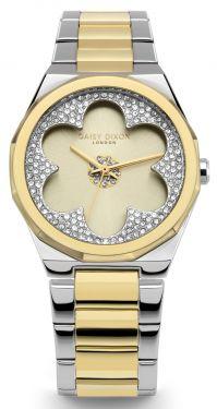 DAISY DIXON Damenuhr Modische Armbanduhr DD168SGM Bicolor