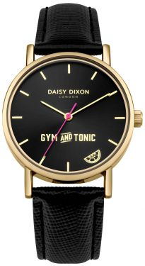 DAISY DIXON Damenuhr Armbanduhr BLAIRE Lederband DD079BG