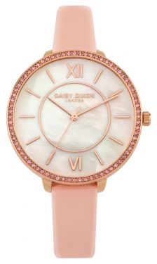 DAISY DIXON Damenuhr Armbanduhr Bella analog Uhr DD088PRG