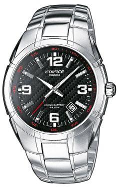 Casio Uhr Edifice EF-125D-1AVEG Edelstahl Herrenuhr