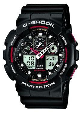 Casio Uhr G-Shock Uhr Oversized GA-100-1A4ER