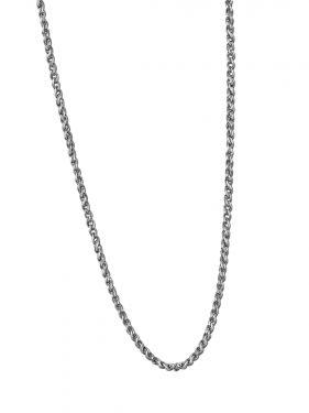 Herren Halskette Lotus Style LS1682-1/2 Panzerkette Edelstahl silber