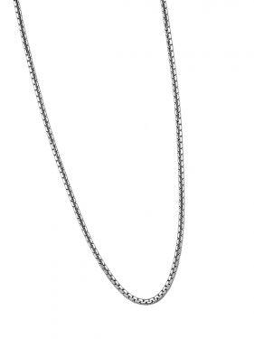 Herren Halskette Lotus Style LS1682-1/3 Edelstahlkette silberfarbig