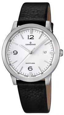 Candino Uhr Herrenuhr C4511/1 Lederarmband Armbanduhr