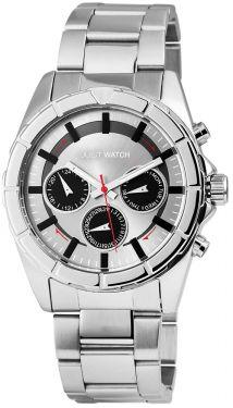 Just Watch Herrenuhr JW10286SL-RD Armbanduhr Multifunktion