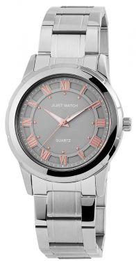 Just Watch Herren Uhr Edelstahlband JW10425-GR