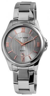 Just Watch Herren Armbanduhr Edelstahlband JW20038-003