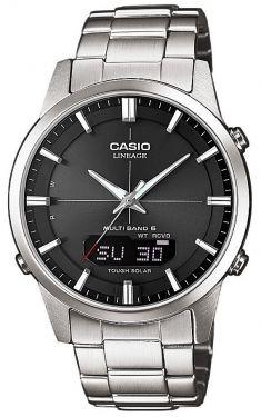 Casio Funkuhr Funk-Solar Uhr Herrenarmbanduhr LCW-M170D-1AER