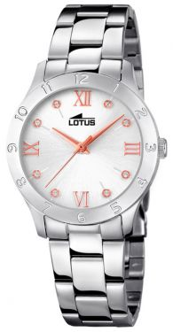 Lotus Uhr Damenuhr Armbanduhr Trendy 18138/3